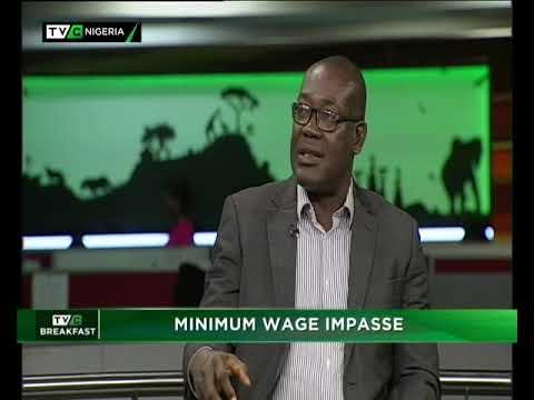 TVC Breakfast 4th December 2018   Minimum Wage Impasse