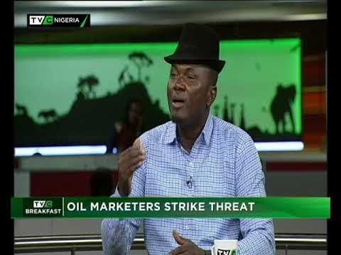 TVC Breakfast 4th December 2018 | Oil Marketers Strike