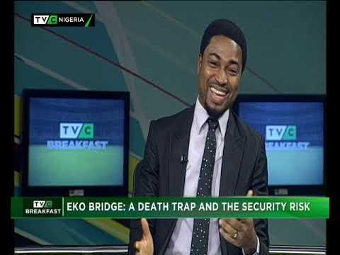 TVC Breakfast 7th December 2018 | Eko Bridge: A Death Trap and the Security Risk