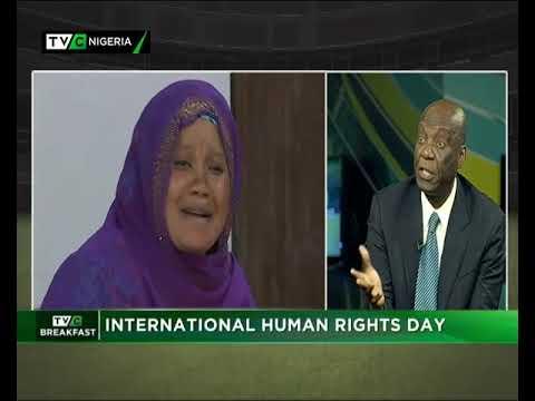 TVC Breakfast  10th Dec., 2018   UN International Human Rights Day