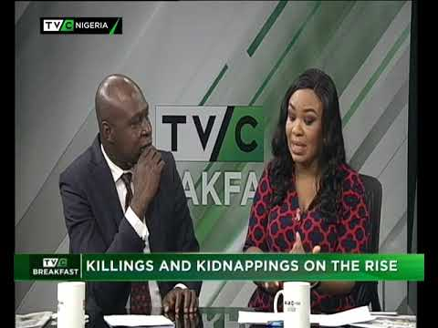 TVC Breakfast 7th December 2018 | Killings and Kidnappings on the rise