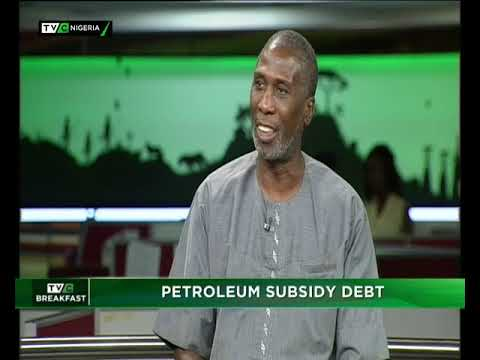 TVC Breakfast 11th December 2018 | Petroleum Subsidy Debt