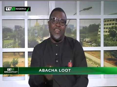 TVC Breakfast 13th Dec. 2018 | Abacha Loot