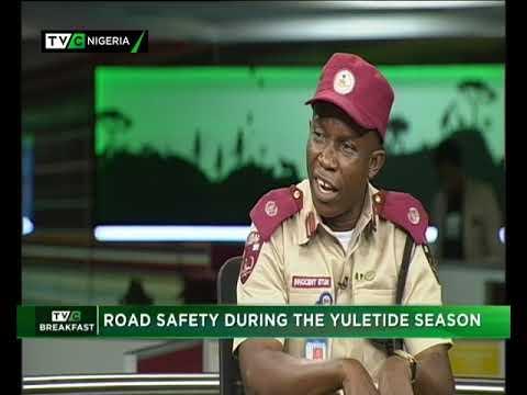 TVC Breakfast Dec.14th, 2018 |Road Safety During Yuletide Season