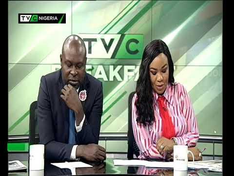 TVC Breakfast  19th Dec, 2018   Buhari presents 2019 Budget