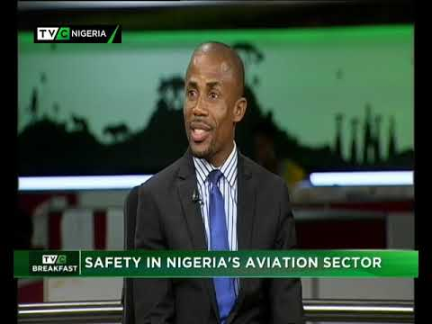 TVC Breakfast 18th December 2018 | Safety in Nigeria's Aviation Sector
