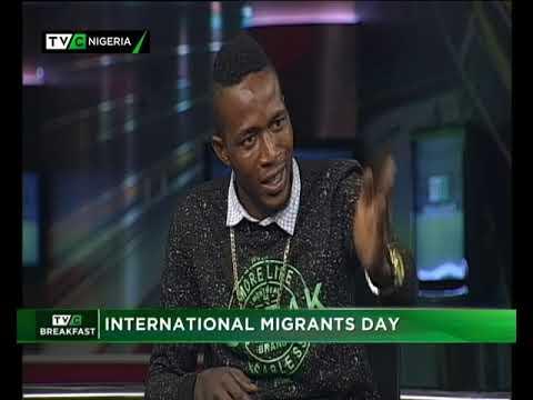 TVC Breakfast 18th December 2018   International Migrants Day