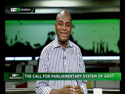 TVC Breakfast 17th Dec. 2018   The Call for Parliamentary System of Govt