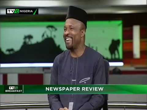 TVC Breakfast Show  20th Dec., 2018 | Newspaper Review