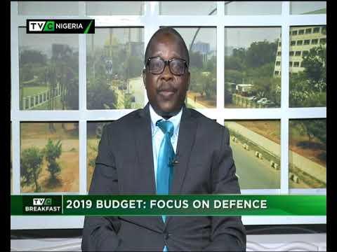 TVC Breakfast 21st Dec 2018 | 2019 Budget: Focus on Defence