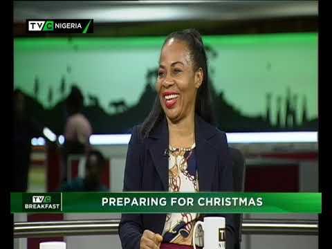 TVC Breakfast 21st Dec. 2018   Preparing for Christmas