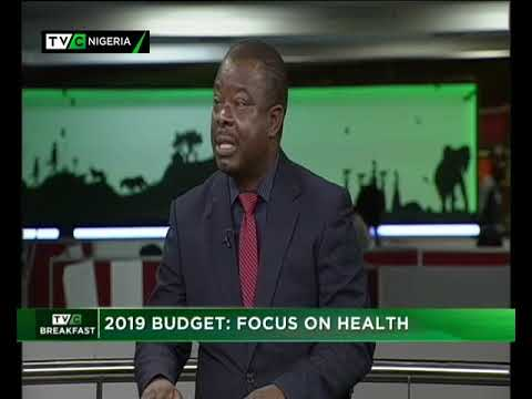 TVC Breakfast 24th Dec., 2018   Budget focus on Health