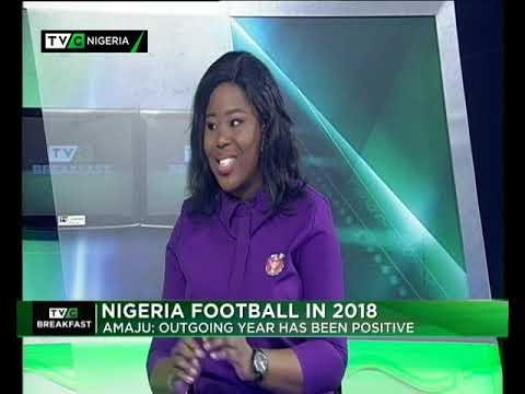 TVC Breakfast 26th Dec., 2018|  Sports talk with Amaju