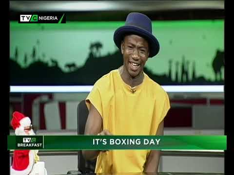 TVC Breakfast 26th Dec., 2018| Boxing Day with Mecoyo, Arole