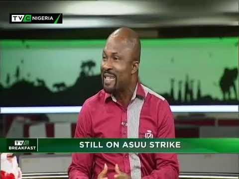 TVC Breakfast 27th December 2018 | Still on ASUU Strike