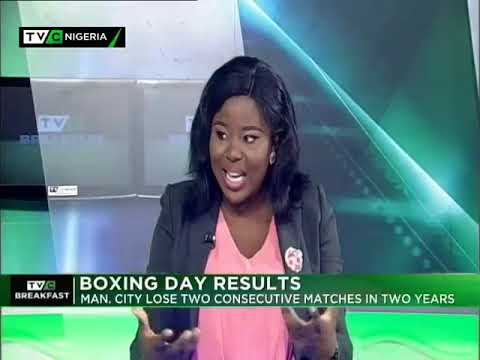 TVC Breakfast 27th December 2018   Boxing Day Results