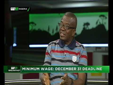 TVC Breakfast 28th December 2018| Minimum Wage and December 31st deadline