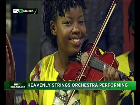 TVC Breakfast 28th December 2018 | Heavenly Strings Orchestra Performing
