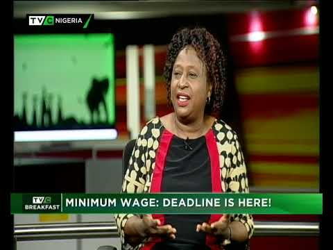 TVC Breakfast Dec. 31st, 2018| Minimum Wage: Deadline Is Here