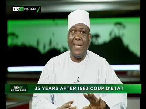 TVC Breakfast Dec. 31st, 2018  35 Years After 1983 Coup D'Etat
