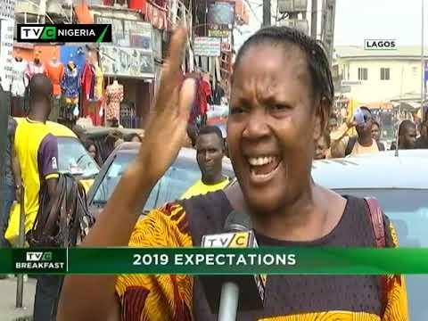 TVC Breakfast 1st Jan  2019 Expectations