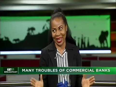 TVC Breakfast 3rd Jan., 2019 |  Many troubles of commercial banks