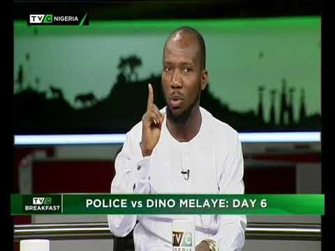 TVC Breakfast 2nd Jan, 2019 | Police VS Dino – Day 6