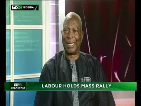 TVC Breakfast 8th January 2019 | Labour holds mass rally