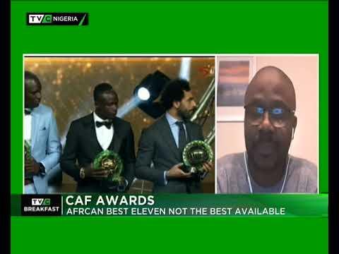 TVC Breakfast 9th Jan. 2019 | CAF Awards