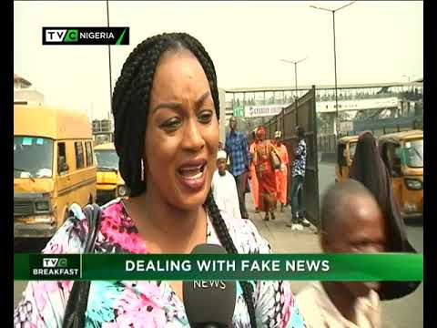 TVC Breakfast 11th January, 2019   Dealing with Fake News