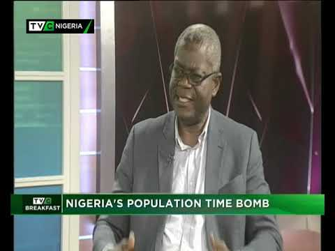 TVC Breakfast 14th Jan., 2019 |  Nigeria's population time bomb