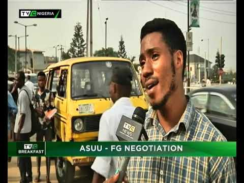 TVC Breakfast 16th Jan., 2019| ASUU – FG Negotiation