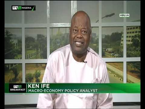 TVC Breakfast 17th January 2019 | Nigeria's Rising Debt