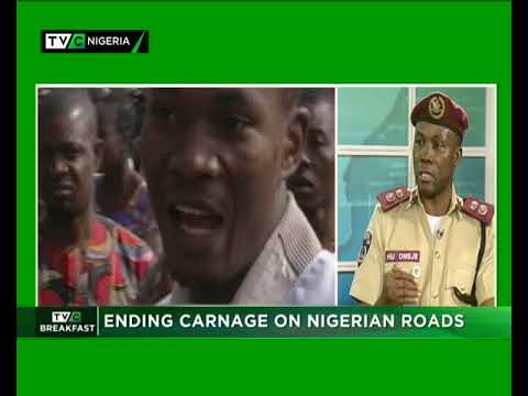 TVC Breakfast 18th January 2019 |  Ending Carnage on Nigerian roads