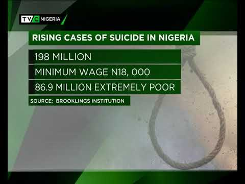 TVC Breakfast 18th January 2019 | Suicide in Nigeria