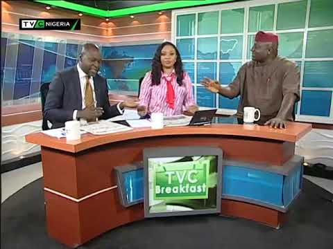 TVC Breakfast 19th January 2019 | Newspaper Review with Gbola Oba
