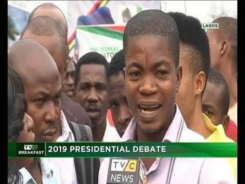 TVC Breakfast January 21st, 2019| 2019 Presidential Debate