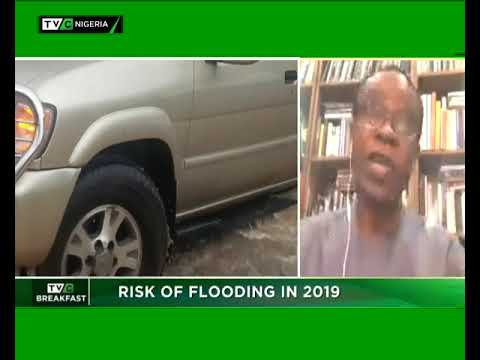 TVC Breakfast 22nd January 2019 | Risk of Flooding in 2019