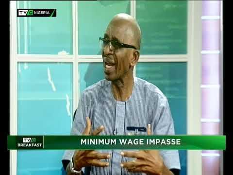 TVC Breakfast January 23, 2019|Minimum Wage Impasse