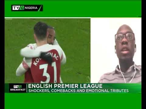 TVC Breakfast January 30th, 2019|English Premier League