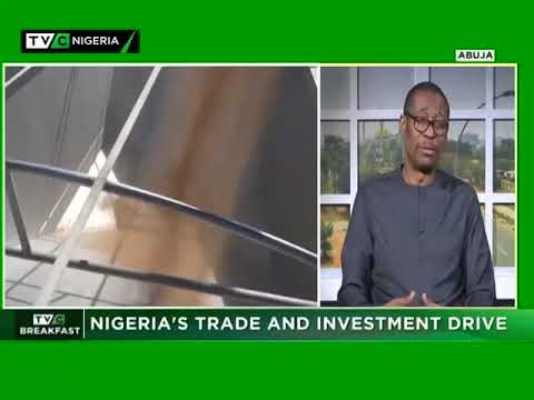 TVC Breakfast show  31st Jan., 2019 |  Nigeria's Trade and Investment Drive