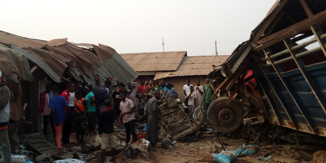 Updated: 10 killed, 4 injured in Iworoko Ekiti truck accident