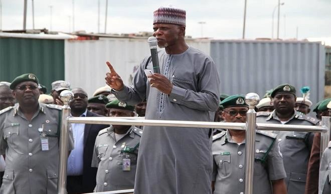 Customs boss, Ali seeks reduction of levy on imported vehicles