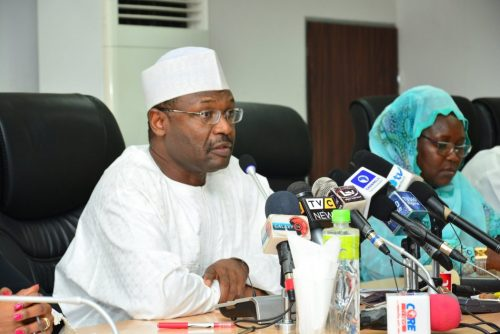 2019: We'll only do nationwide e-collation of results – INEC