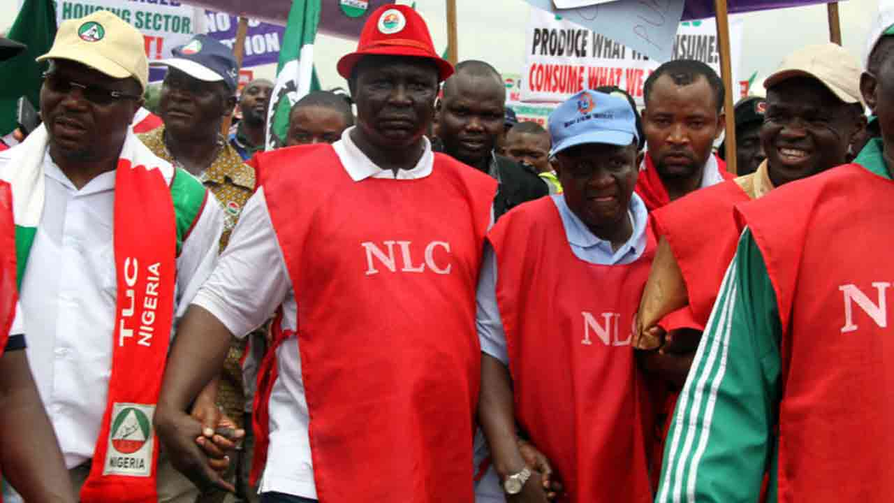 Minimum wage: Ondo organised labour joins nationwide rally