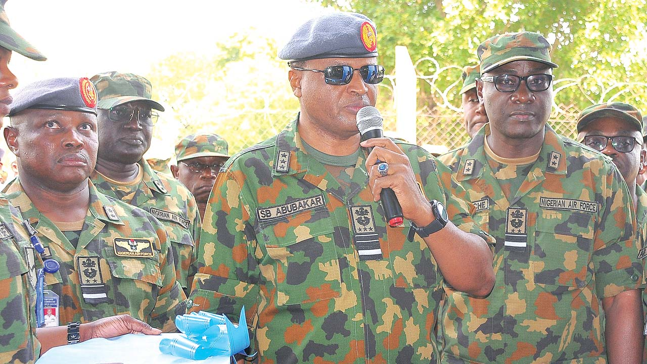 2019 will witness more offensive against insurgency, says Airforce