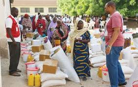 Saudi King donates 3,700 food baskets to IDPs in Yobe