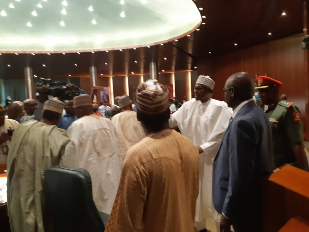 Image result for Aso Rock TV chairman