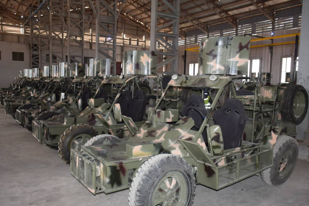 Army launches combat vehicles