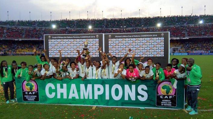 Super Falcons begin preparations for FIFA Women's World Cup